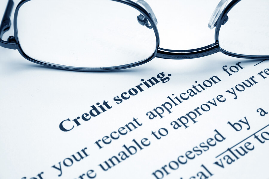 negative on credit report