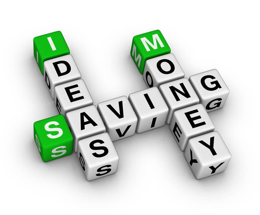 saving money on a budget