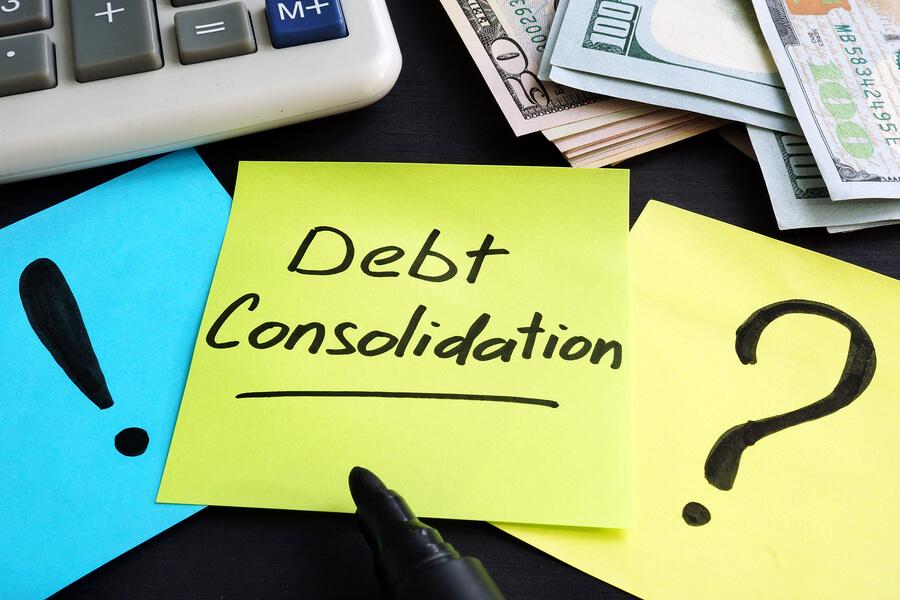 truth debt consolidation